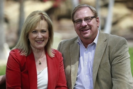 Saddleback Church Pastor Rick Warren Reveals the Seven Things Godly Men and Woman Should Look For in a Spouse | Marriage and Family (Catholic & Christian) | Scoop.it