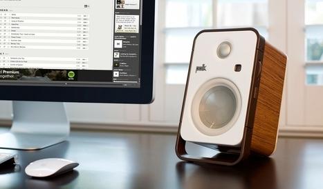 Polk Audio Hampden Review: Desktop Speakers With Style - Forbes   Logan's Interest   Scoop.it