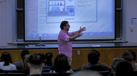 For some students, virtual labs replace hands-on science experiments | 2share4learning | Scoop.it