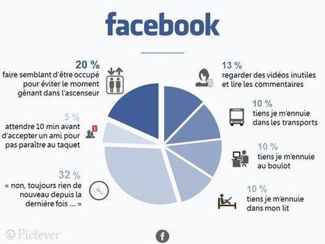 Que fait-on sur les réseaux sociaux ? [Parodie] | camping l'orée de l'océan vendée | Scoop.it