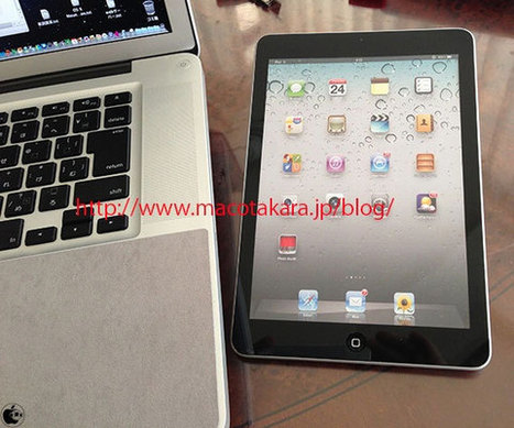 iPad Mini Could Revolutionize Education With E-Textbooks | ipad mini education | Scoop.it