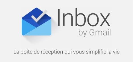 Test d'Inbox : une nouvelle manière d'utiliser sa boîte mail. | Mon cyber-fourre-tout | Scoop.it