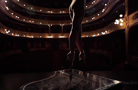 Ballerina Dances On Grand Piano Wearing Knife Shoes | Cultural News, Trends & Opinions | Scoop.it