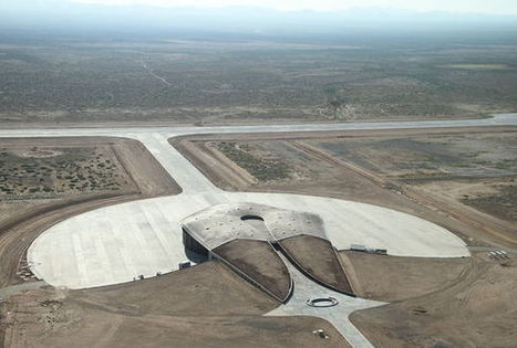Spaceport America Readies to Welcome Space Tourists | The NewSpace Daily | Scoop.it