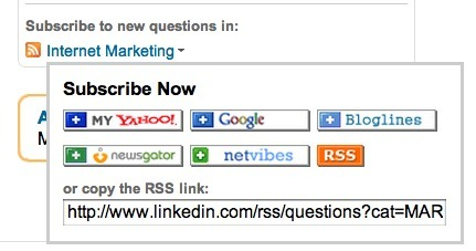 RSS: Your Social Media Monitoring Secret Weapon | Search Engine Marketing Trends | Scoop.it