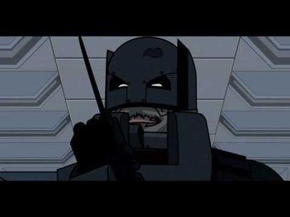 Batman versus The Terminator | Zinemaníacos | Cómics y lectura | Scoop.it