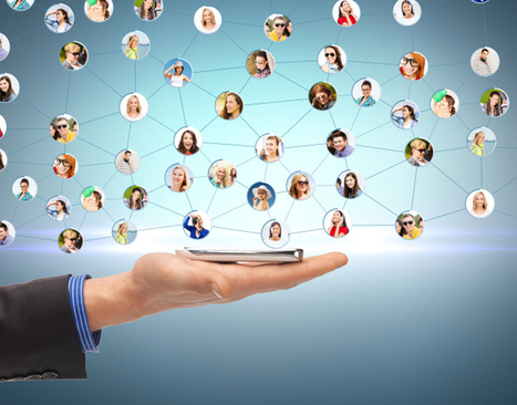 Mobile Contacts Are Now The Real Social Network | Managing Technology and Talent for Learning & Innovation | Scoop.it