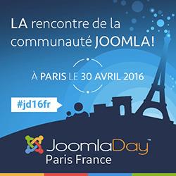 JoomlaDay 2016 : Encore une édition riche en apprentissage | Tout sur l'univers Joomla! | Scoop.it