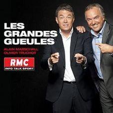 Les Grandes Gueules de RMC à la télé dès ce lundi sur Numéro 23 | Radioscope | Scoop.it