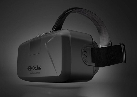 Oculus Rift DK2, une nouvelle version du casque dès juillet   Jeux vidéo   Scoop.it