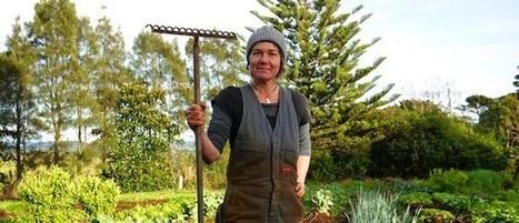 Permaculture Futures: Linda Machon, Organic Farmer | Permaculture Design | Scoop.it