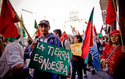 Land grabs menace food security in Latin America despite FAO claims | Food issues | Scoop.it