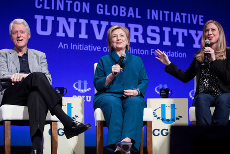 Charity watchdog: Clinton Foundation a 'slush fund' | Global politics | Scoop.it