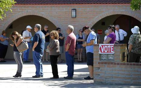 There Were 5-Hour Lines to Vote in Arizona Because the Supreme Court Gutted the Voting Rights Act | Election by Actual (Not Fictional) People | Scoop.it