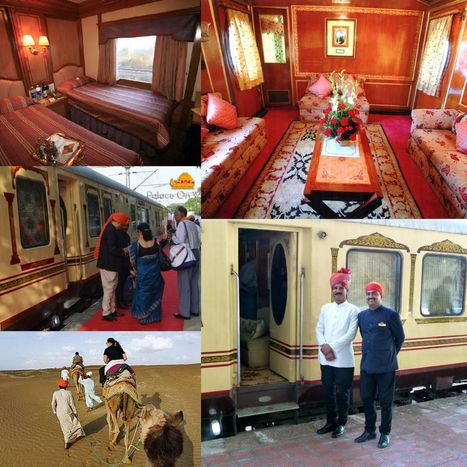 Rediscover Ancient India with Palace on Wheels | Palace on wheels | Scoop.it