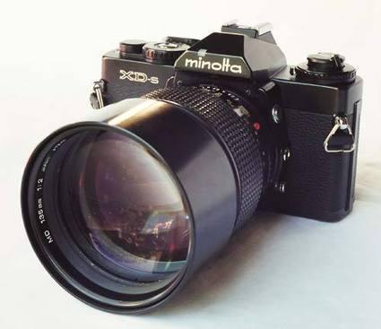 The Rokkor Files - Minolta Lens History | Sony Nex Cameras and Lens Adapter Options!! | Scoop.it