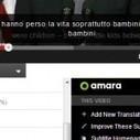 Amara: inserire sottotitoli in crowdsourcing nei tuoi video Youtube   Diventa editore di te stesso   Scoop.it