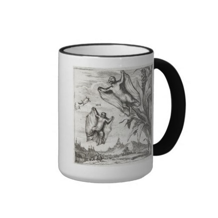 Vintage vampire bats flying | Unique and Customizable Gifts | Scoop.it