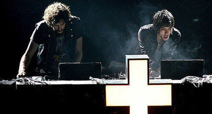 Justice Confirms They Are Working on Third Studio Album | DJing | Scoop.it