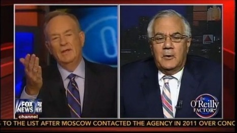 Frank scolds O'Reilly: I didn't know you were opposed to polarizing Americans | Daily Crew | Scoop.it