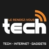 Support Le Rendez-vous Tech creating A French tech news show | It's a geeky freaky cheesy world | Scoop.it