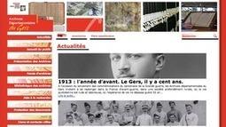 GénéInfos: Gers : pas d'état civil en ligne avant 2015 ou plus tard... | GenealoNet | Scoop.it