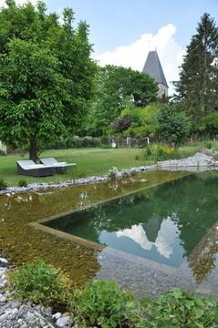 Les piscines naturelles : entre jardin d'eau et étang de baignade ! | CDI RAISMES - MA | Scoop.it