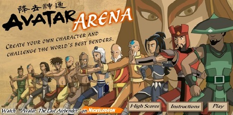 Avatar Arena - Play Your Best Avatar Games On toonkaboom.com | Racing Games | Adventures Games | Avatar Games | Scoop.it