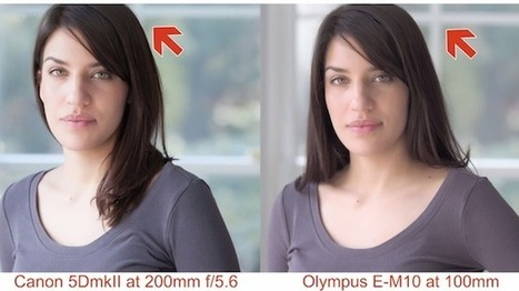 A Concise Explanation of How Crop Factor Affects Both Focal Length AND Aperture | Digital filmaking | Scoop.it