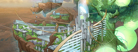 Behold Asgardia, The New Asgard in Thor | Comic Books | Scoop.it