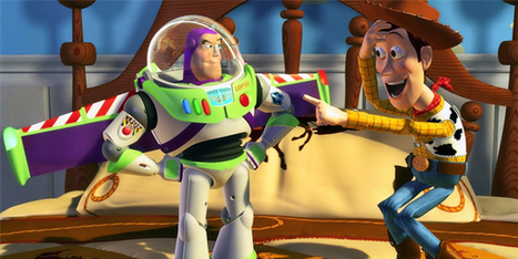 Is Toy Story 4 Going To Feature Woody Or Buzz Lightyear? - Cinema Blend | brand influencers social media marketing | Scoop.it