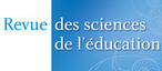 Érudit | Revue des sciences de l'éducation | Volume 37, numéro 2, 2011 | Open access | Scoop.it