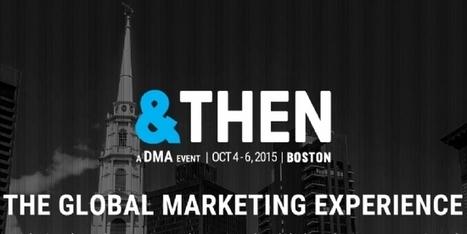DMA 2015: les tendances du salon, rebaptisé &THEN | Big Data Marketing | Scoop.it