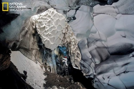 Mount Erebus, Antarctica | wordlessTech | Antarctica | Scoop.it
