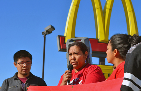 Twin Cities fast food workers plan April 15 strike (video)   Trade unions and social activism   Scoop.it