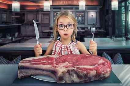 Consommer trop de viande rouge avancerait l'âge de la puberté | Toxique, soyons vigilant ! | Scoop.it