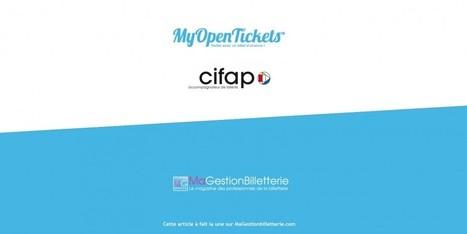 [Communiqué] MyOpenTickets enseigne l'art de bien commercialiser sa billetterie au CIFAP et aux entreprises   Projet Nad and Kurt   Scoop.it