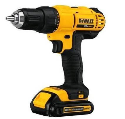 Drill Driver Kit Dewalt 20V Lithium Ion Max Cordless Compact Tool Portable | Blue Jean Writer - Monna Ellithorpe | Scoop.it
