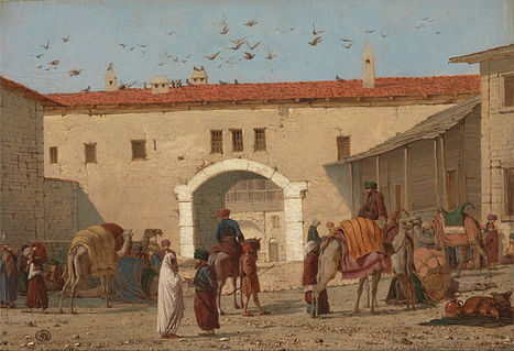#1 CARAVANSERRAGLIO - GLOSSARIO | Archeologia del commercio | Scoop.it