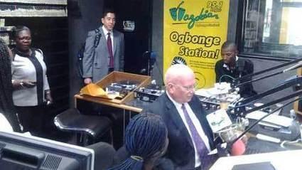 U.S. Ambassador Speaks Pidgin English; Nigerians Love It | Albert Jordan | Scoop.it