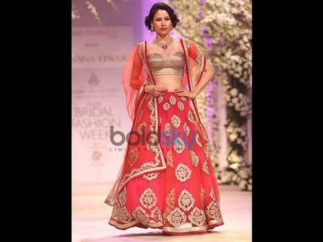 IBFW 2013: Jyotsna Tiwari's Collection | CHICS & FASHION | Scoop.it