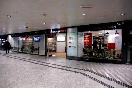 Un Pick Up Store à la gare Saint-Lazare   Communicare ad Tourisme   Scoop.it