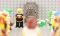 Lego of Your Doubts and Fears: A Marriage Proposal Using Stop Motion Animation with Lego | Machinimania | Scoop.it