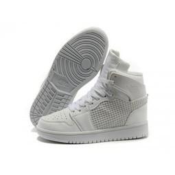 Wmns Air Jordan 1 Retro All White Shoes For Sale | Nike Lebron 10 | Scoop.it