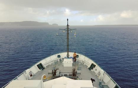 Setting sail on the Hydrothermal Hunt - Schmidt Ocean Institute | Marine Mineral Resources | Scoop.it