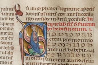 Stanford exhibit spotlights medieval 'world of words' - Stanford University News | medieval philosophy | Scoop.it