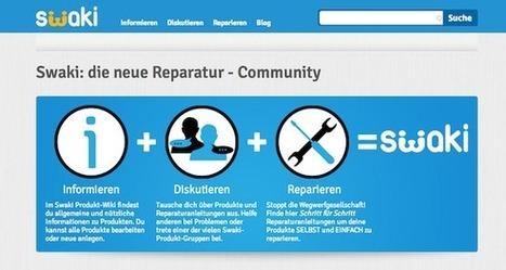 Diese Online-Dienste reparieren Dinge und Geräte - - deutsche-startups.de | News we like | Scoop.it