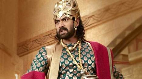 Rana is done with Baahubali - FreeCenter | Indian | Scoop.it