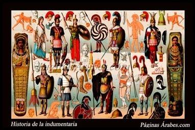 El vestido y la moda en la antigüedad | Indumentaria Antigua | Scoop.it