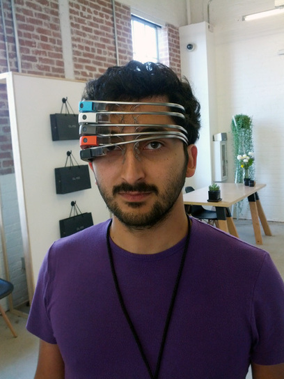 Google Glass, everywhere   SEO Stuff1   Scoop.it